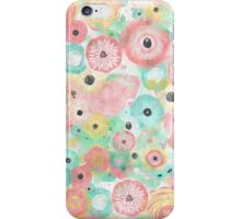 Watercolor Garden Phone Case iPhone Case/Skin