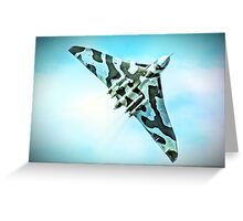Roar Into The Skies Greeting Card