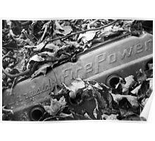 Chrysler Fire Power I Poster