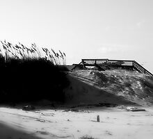 Memories of The Dunes-Nags Head, North Carolina by MKBrock