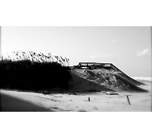 Memories of The Dunes-Nags Head, North Carolina Photographic Print
