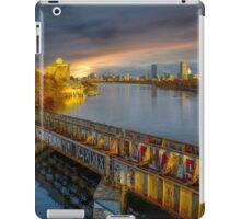 Graffiti bridge. iPad Case/Skin