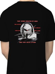 They Evolved Classic T-Shirt
