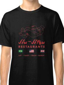 Jiu-Jitsu restaurant Classic T-Shirt