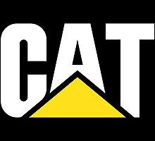 Caterpillar logo by VectorGifts