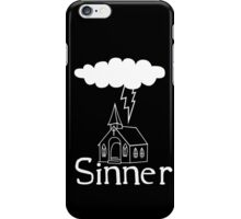 Sinner iPhone Case/Skin