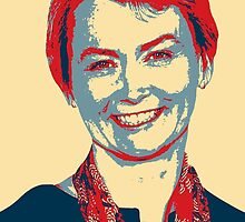 Labour Leadership Hopeless Yvette by TRFoto