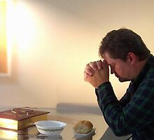 Grace and thanksgiving for daily bread by Rick Short