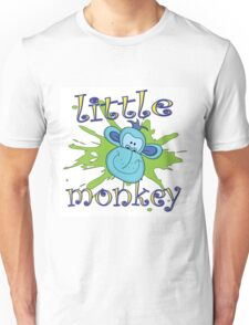 little monkey Unisex T-Shirt