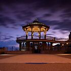 Brighton Bandstand in the evening by little-owl