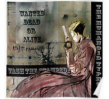 Vash The Stampede Poster