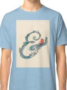 Water Ampersand Classic T-Shirt