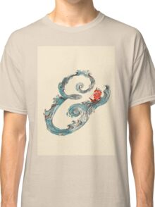 Water Ampersand Classic T-Shirt