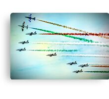 Colours Of Italy Canvas Print