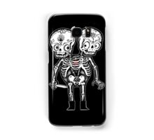 Calavera Twins Samsung Galaxy Case/Skin