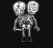 Calavera Twins Unisex T-Shirt