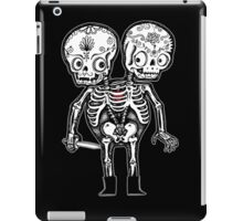 Calavera Twins iPad Case/Skin