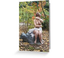 Grounds for Sculpture Series Greeting Card