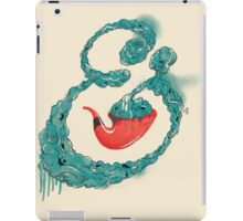 Smoke Ampersand iPad Case/Skin