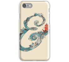 Water Ampersand iPhone Case/Skin