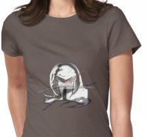 Cylon Rebellion Womens Fitted T-Shirt