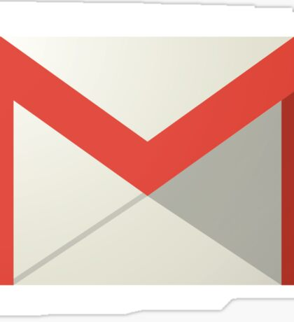 Logo de Gmail Sticker