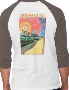 Guantanamo Avenue Men's Baseball ¾ T-Shirt
