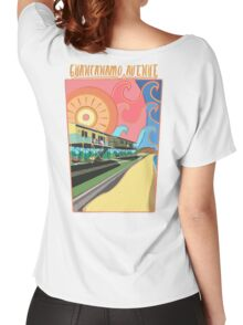 Guantanamo Avenue Women's Relaxed Fit T-Shirt