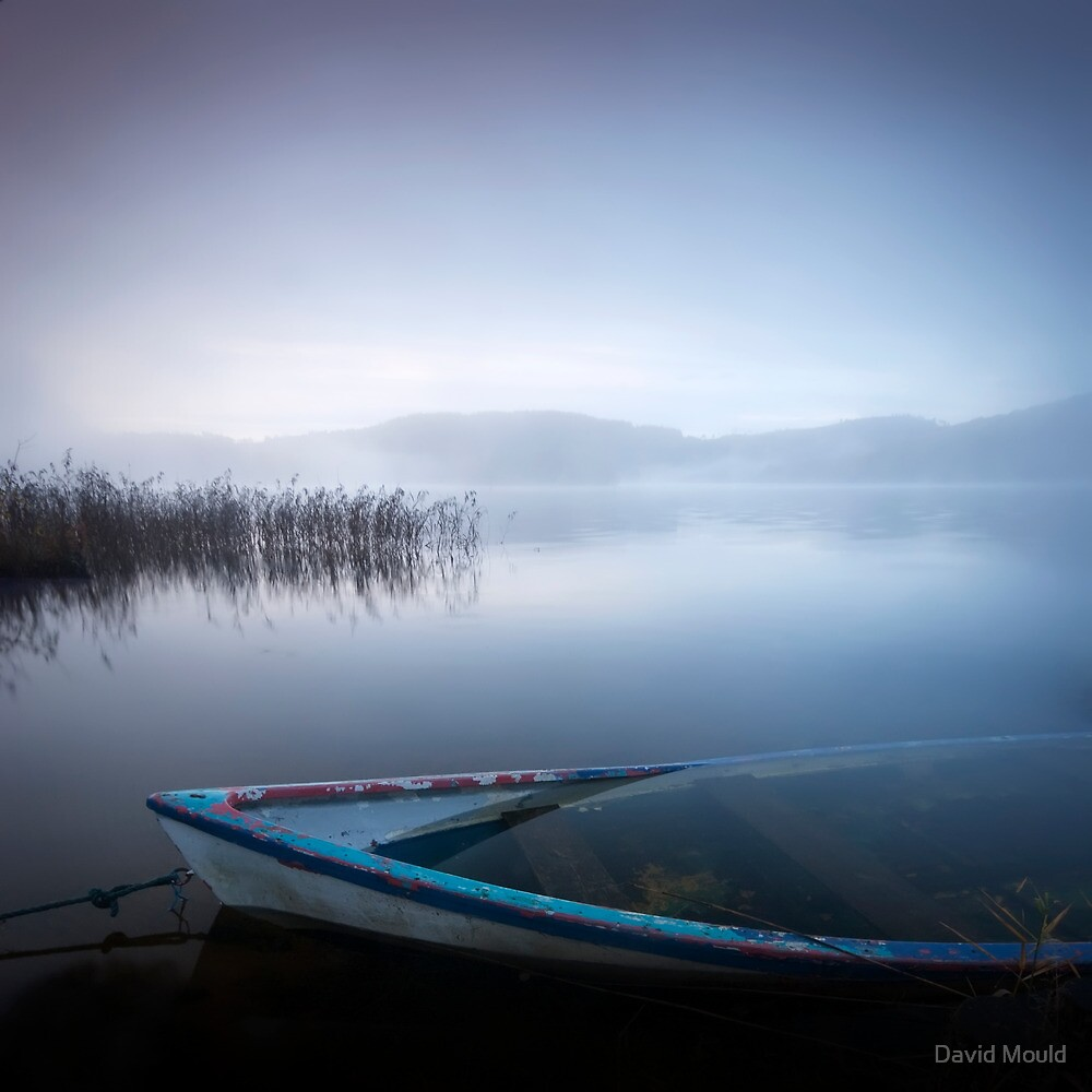 Sometimes, in Scotland... it rains... (2) by David Mould