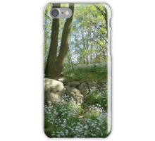 Glade in Spring iPhone Case/Skin