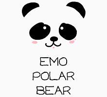 Emo Polar Bear Unisex T-Shirt