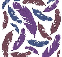 Raven Feathers by ReadsTheBooks