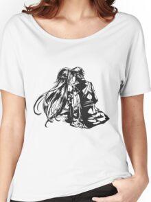 SAO - Asuna & Kirito Women's Relaxed Fit T-Shirt