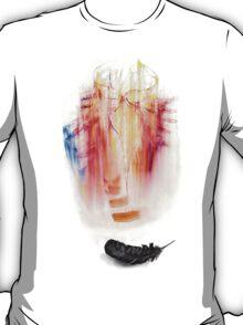 Falling Away; T-Shirt