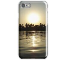 Waking sunrise on the Nile iPhone Case/Skin