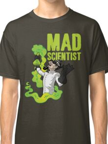 Mad Scientist T Shirt Classic T-Shirt