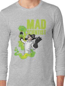 Mad Scientist T Shirt Long Sleeve T-Shirt