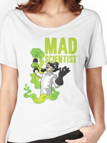 Mad Scientist T Shirt Women's Relaxed Fit T-Shirt