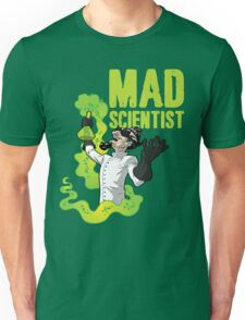 Mad Scientist T Shirt Unisex T-Shirt