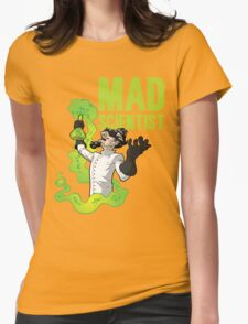 Mad Scientist T Shirt Womens T-Shirt