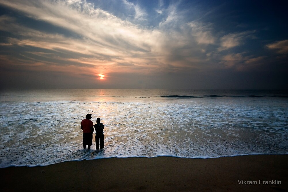 Togetherness by Vikram Franklin