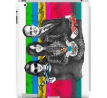 AGENTS & THEIR TOYS iPad Case/Skin