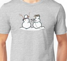Snow Puppets Unisex T-Shirt