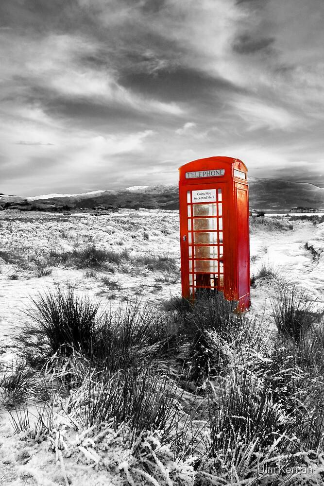 The Phonebox. by Jim Kernan