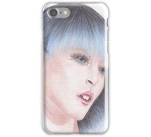 Rabbit Girl iPhone Case/Skin