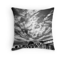 ...majestic... Throw Pillow