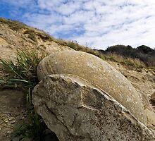 Rock Formations - Osmington Mills by Susie Peek