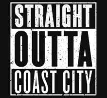 Straight Outta Coast City by RoufXis