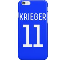 Ali Krieger #11 iPhone Case/Skin