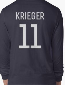 Ali Krieger #11 Long Sleeve T-Shirt
